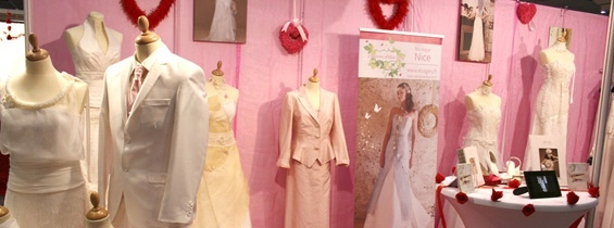Salon du Mariage de Nice en Janvier 2013