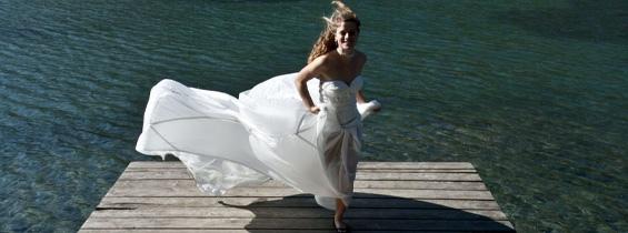 Les éco-créatrices réinventent la robe de mariée sur l'express.fr