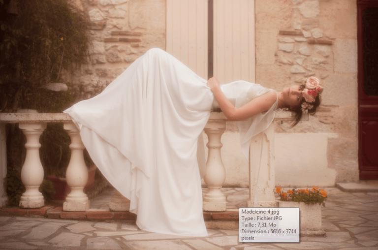 Mariage.com: article sur la collection 2016 «Les jolies Filles» d'Elsa Gary