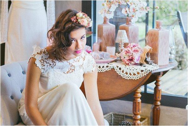 French Wedding Style: Shooting d'inspiration Elsa Gary