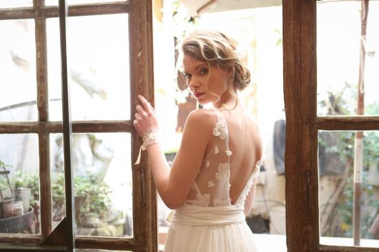 Blog Mariage.com: Elsa Gary, robes de mariées rétro collection 2017