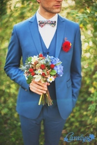 costume marie homme mariage boheme chic nice