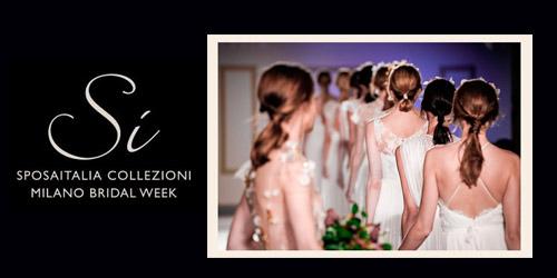 Le salon de Milan, le premier événement Mariage de la saison