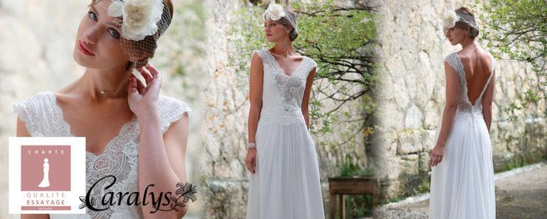 L'essayage de Votre robe de mariée