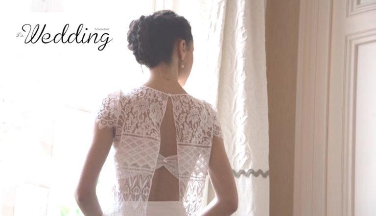 Elsa Gary la marque de robes de mariée à la pointe de la mode mariage