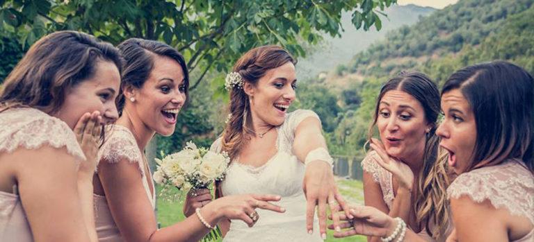 Le rôle des parents, des témoins et les demoiselles d'honneur dans la préparation de votre mariage