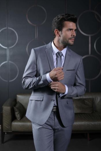 costume-mariage-ceremonie-caralys-nice-David-sgd09-gris-clair