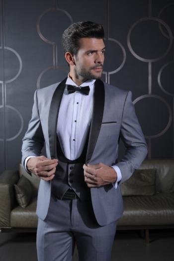 costume-mariage-ceremonie-caralys-nice-smoking-col-chale-3pc-steeve-roma-gris-clair
