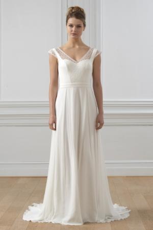 Robe de mariée bohème Alma Lambert Créations
