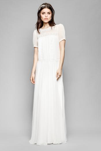 Robe de mariée bohème Whisper Marylise