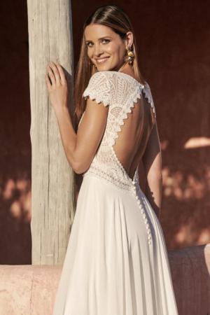 Robe de mariée bohème Just Chillling Marylise
