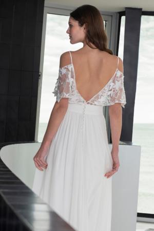 Robe de mariée bohème Propriano Lambert Créations