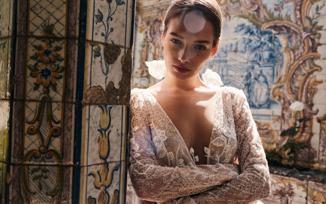 Les robes mariée Anna Kara à Nice: des robes bohèmes, modernes et sensuelles