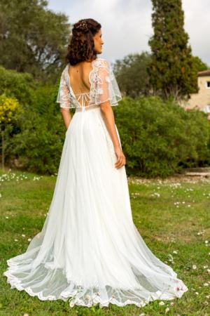 Robe de mariée bohème Dingue de toi Marylise