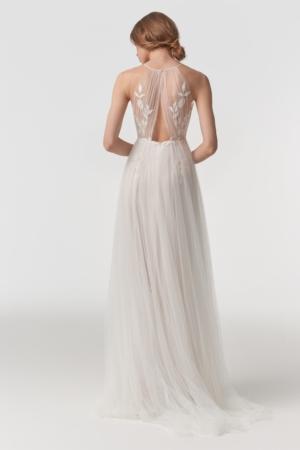 Robe de mariée bohème Chey Anna Kara