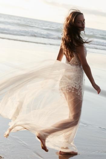 Robe de mariée bohème Jess Anna Kara