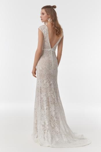 Robe de mariée bohème Justine Anna Kara