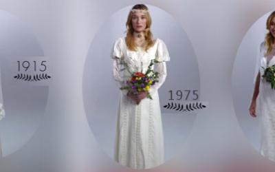 Il était une fois «La robe de mariée»