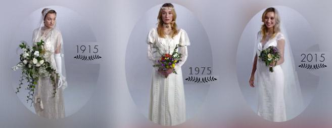 robes de mariees historique styles empire victorien retro PACA