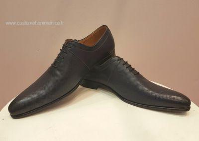 11869-bleu - Chaussures personnalisables en cuir - Caralys Nice - Alpes Maritimes (06)