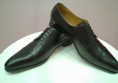 9058 noir - Chaussures personnalisables en cuir - Caralys Nice - Alpes Maritimes (06)