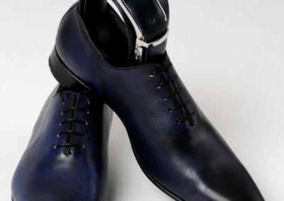 9632 + ceinture - Chaussures personnalisables en cuir - Caralys Nice - Alpes Maritimes (06)