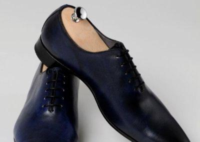 9634 bleu - Chaussures personnalisables en cuir - Caralys Nice - Alpes Maritimes (06)