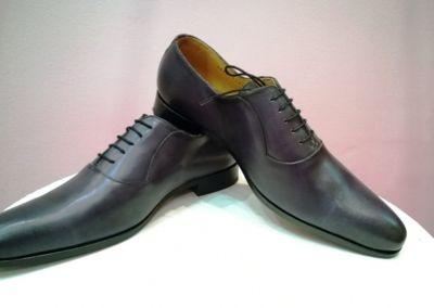 9828 bleu - Chaussures personnalisables en cuir - Caralys Nice - Alpes Maritimes (06)