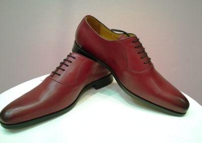 9828 bordeaux - Chaussures personnalisables en cuir - Caralys Nice - Alpes Maritimes (06)