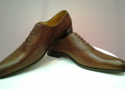 9828 marron - Chaussures personnalisables en cuir - Caralys Nice - Alpes Maritimes (06)