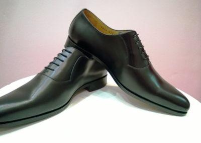 9828 noir - Chaussures personnalisables en cuir - Caralys Nice - Alpes Maritimes (06)