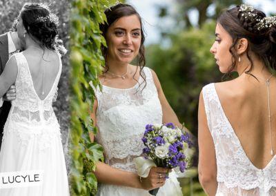 Ariane : mariage le 16 Aouû 2019 avec le modèle Lucyle