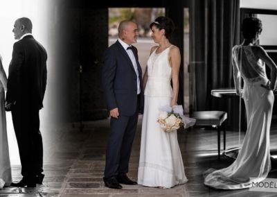 Aurélia: mariage le 5 Mai 2018 avec le modèle Freedom.