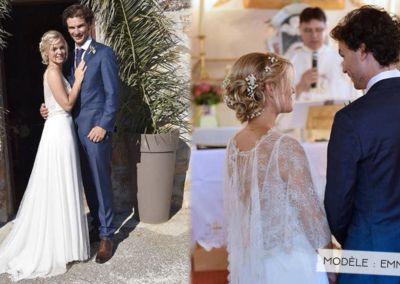 Charlotte: mariage le 30 juin 2018 avec le modèle Emmeraude