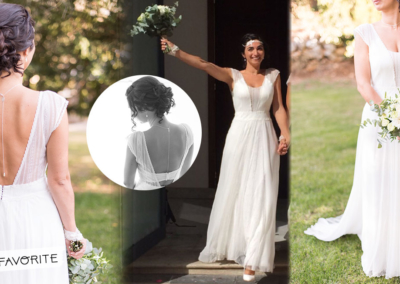 Jessy : Mariage le 16 Septembre 2017 avec la robe Favorite