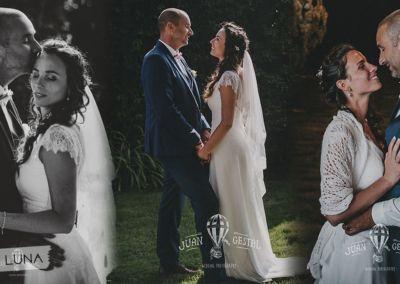 Justine: mariage le 11 Aout 2019 avec le modèle Luna
