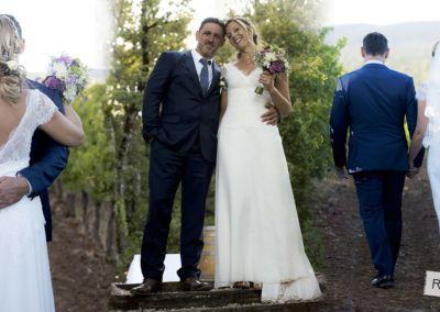 Laetitia: Mariage le 21 Juillet 2017 avec la robe Malia.