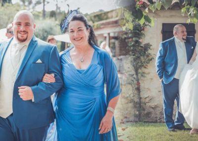 Jacky: mariage le 5 Mai 2018 avec le costume prêt à porter et accessoires sur mesure.