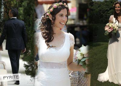 Noémie: mariage le 30 juin 2019 avec le modèle Pyrite
