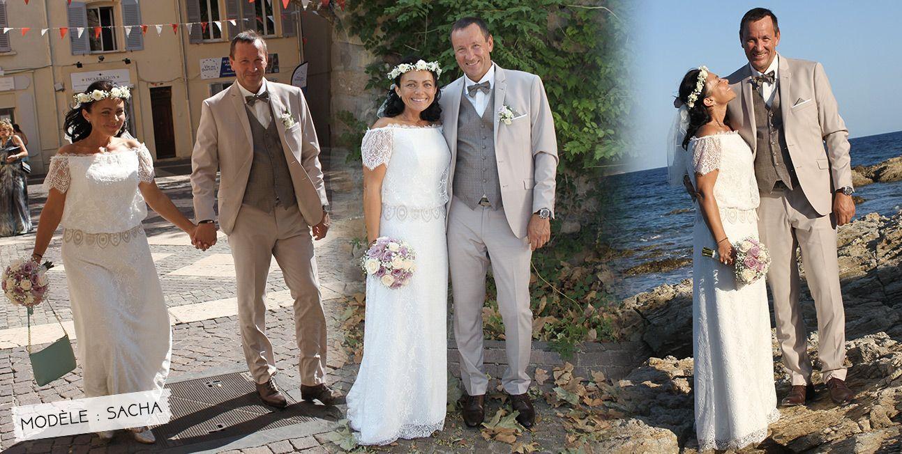 Tatjana: Mariage le 28 Août 2018 avec le modèle Sacha.