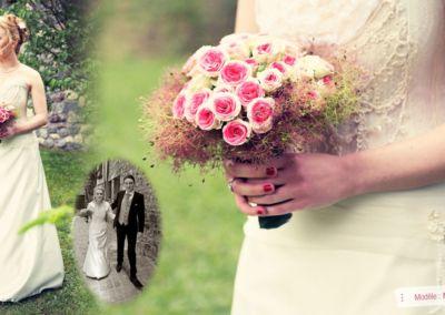 Adeline : Mariage le 15 Juin 2013 à la Colmiane avec le modèle Malice. « Merci pour votre gentillesse et votre professionnalisme ». Adeline