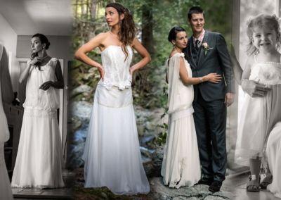 Aurélie : Mariage le 29 Août 2015 à Utelle