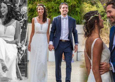 Caroline : Mariage le 3 Septembre 2016 avec le modèle Emeraude.