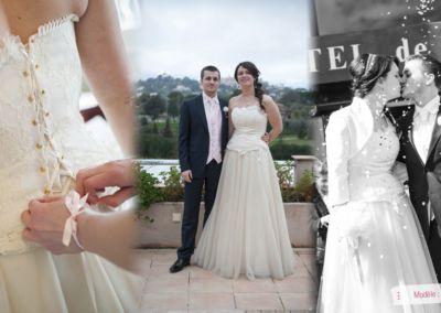 Florine : Mariage le 30 Mars à Cannes La Bocca avec le modèle Filou