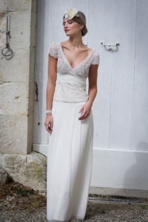 Robe de mariée Rétro Médusa Marylise