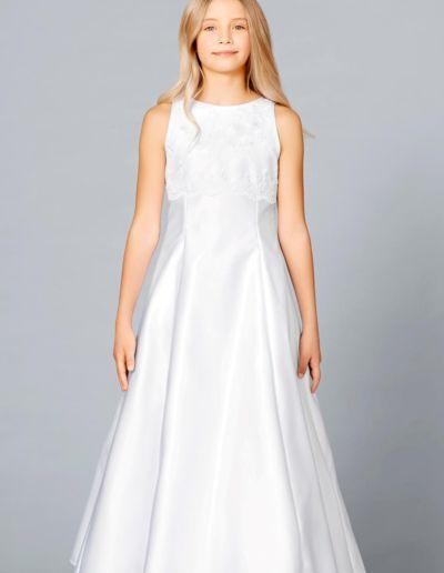 Robe de communion - blanc - Caralys Nice - Alpes Maritimes (06)