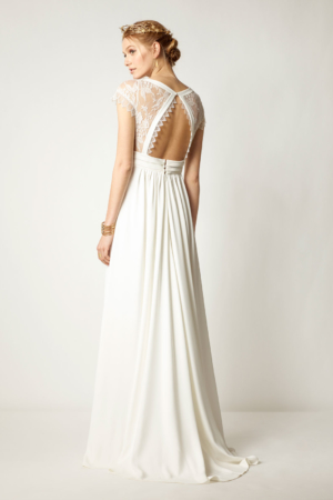 Robe de mariée bohème Aimée Marylise