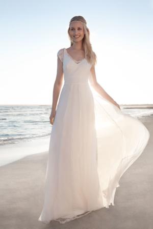Robe de mariée bohème Esprit Marylise