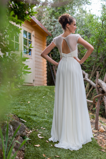 Robe de mariée bohème Holly Marylise
