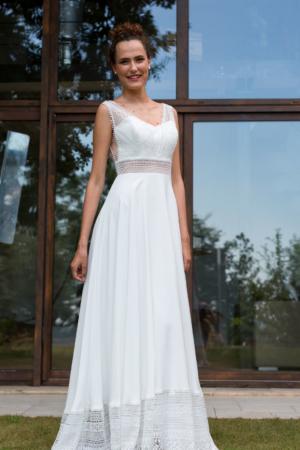 Robe de mariée bohème Johanna Marylise